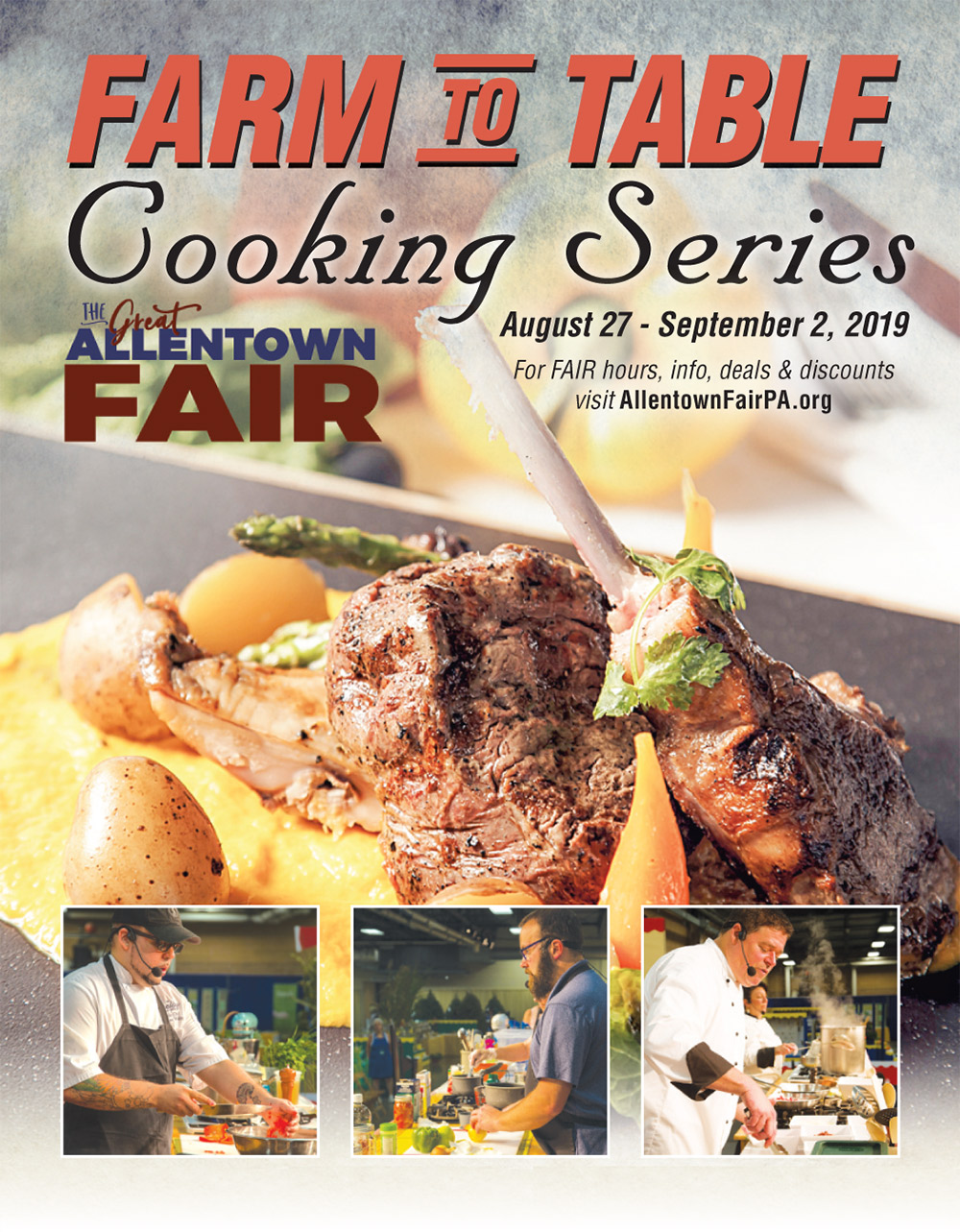 Farm to table 2019